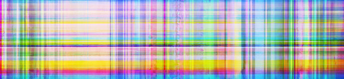 Colourful stripe pattern background banner Royalty Free Stock Photo