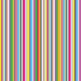 Colourful striped background. Vector illustration. stock image
