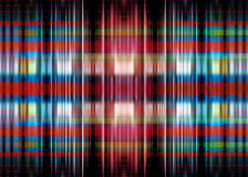 Colourful striped blur background Stock Photography