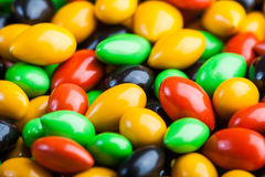 Colourful sweeties Stock Photo