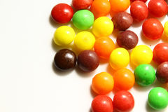 A colourful of sweets or candy Royalty Free Stock Photo