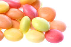 Colourful Sweets Isolated Royalty Free Stock Image