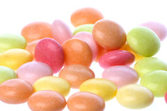 Colourful Sweets Isolated Stock Image