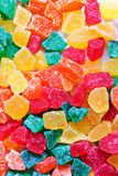 Colourful sweets texture Stock Photography