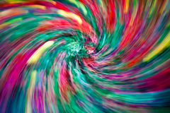 Colourful swirl Stock Photos