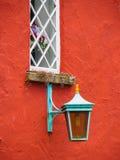 Colourful szczegóły, Portmeirion Fotografia Stock