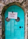 Colourful szczegóły, Portmeirion zdjęcia royalty free
