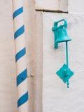 Colourful szczegóły, Portmeirion zdjęcie royalty free