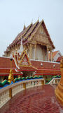 Colourful temple Wat That Royalty Free Stock Photos
