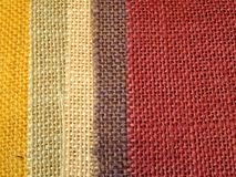 Colourful textile background image in vertical Stock Photography