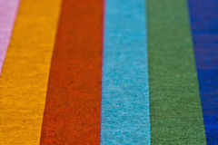 Colorful l tissue paper Royalty Free Stock Photo