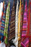 Colourful traditional crafts Stock Images