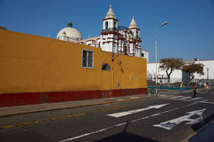 Colourful Trujillo Stock Image