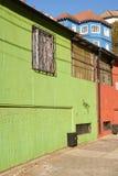 Colourful Valparaiso Royalty Free Stock Photo