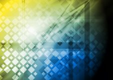Colourful vector background Royalty Free Stock Image