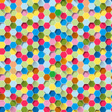 Colourful vector for background royalty free stock photo