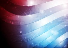 Colourful vector design Royalty Free Stock Image