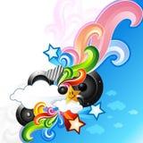 Colourful Vector elements Stock Photos