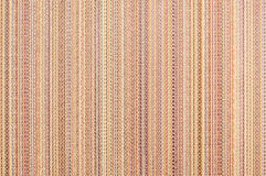 Colourful vertical lines canvas texture Royalty Free Stock Photo