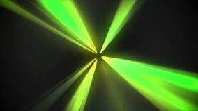 Colourful vortex design on black. Digital animation of Colourful vortex design on black stock footage