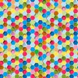 Colourful wektor dla tła Zdjęcie Royalty Free
