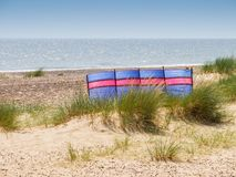 Colourful Windbreak Zdjęcia Stock