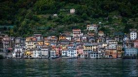 Colourful wioska Zdjęcie Royalty Free