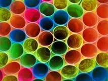 colourful wzór plastikowa opakowanie książka Fotografia Stock