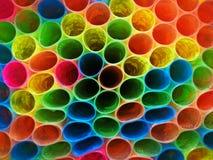 colourful wzór plastikowa opakowanie książka obrazy stock