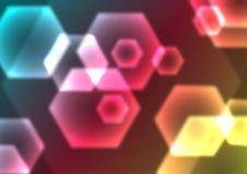 Colourfull Hintergrund stockfotografie