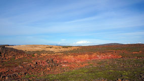 Colourfull Hveravellir geothermal area in Iceland Royalty Free Stock Photography