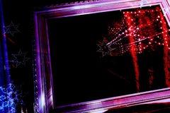 Colourfull Sterne Stockbilder