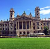 Colourfull-Tag in Budapest Lizenzfreies Stockfoto