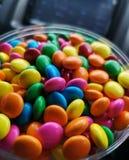Colourfull van suikergoed royalty-vrije stock afbeelding