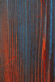 Colourfull wood Stock Photography