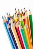 Colouring crayon pencils. Stock Image