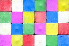 Colours Stock Photography