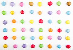 Colours Candy background studio quality. Light Royalty Free Stock Photo
