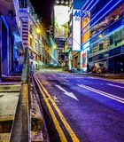 Colours Hongkong obrazy stock