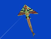 Colours kite Royalty Free Stock Photography