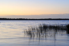 Colours Of Lough Ennell Royalty Free Stock Image
