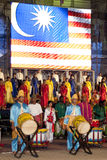 Colours of Malaysia Festival 2010 Royalty Free Stock Photos