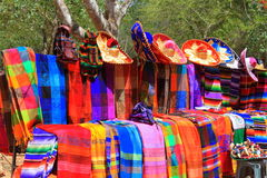 Colours of Mexico Royalty Free Stock Image