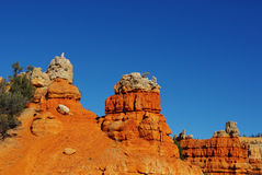 Colours near Red Canyon, Utah. America Stock Photography