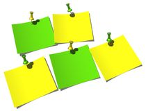Colours Paper Royalty Free Stock Image