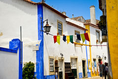 Colours of  Portugal Royalty Free Stock Photos