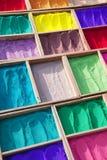 colours prochowego Nepalese tikka różnorodny Fotografia Royalty Free