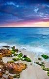 colours soluppgång fotografering för bildbyråer