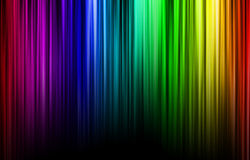 Colours Spectrum Stock Photo