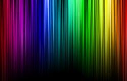 Colours Spectrum. A multiple colour spectrum background vector illustration
